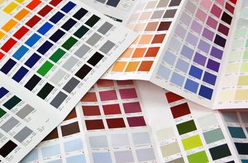 RAL e Pantone, impariamo a conoscere le due principali scale di colori